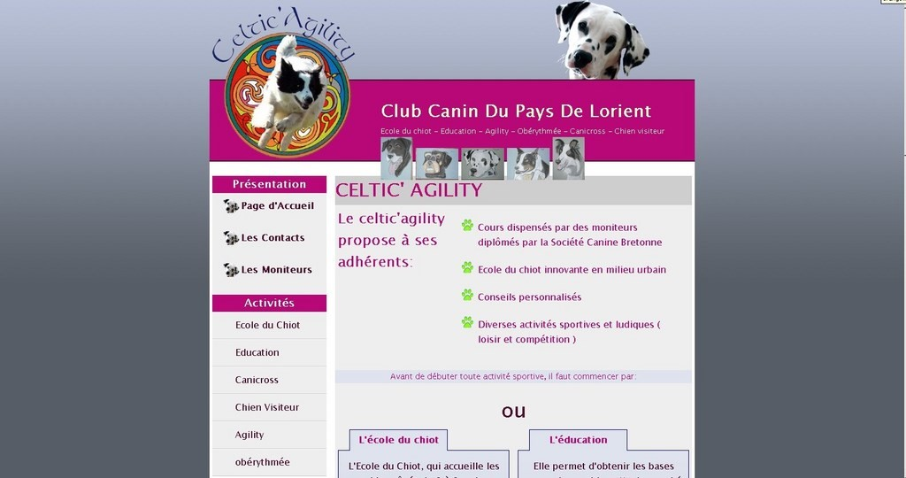 club canin questembert