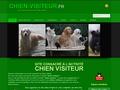 chien-visiteur.fr - site consacre a l'activite chiens-visiteurs